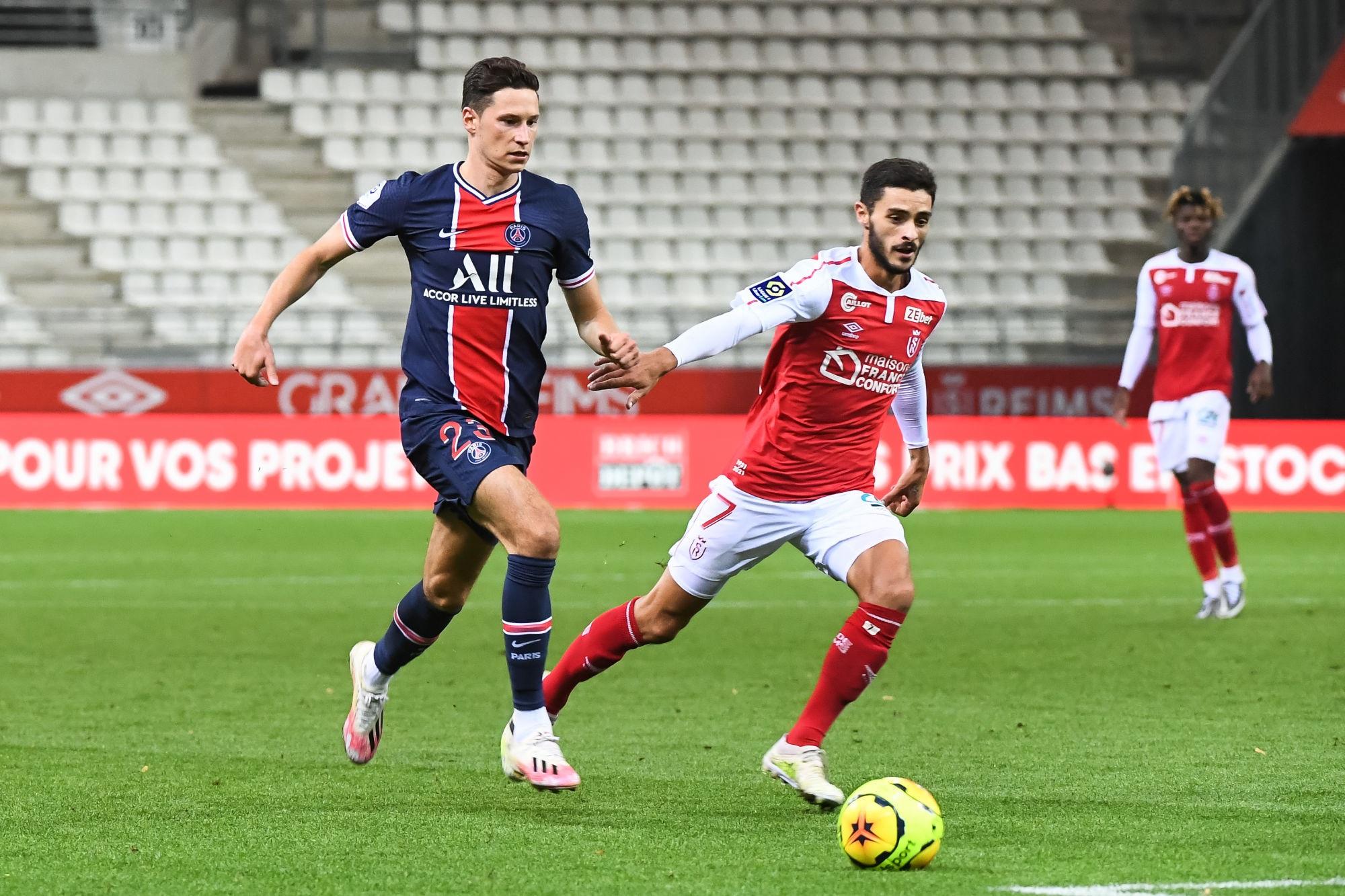 """Reims/PSG - Draxler est satisfait et annonce """"mon corps va mieux"""""""