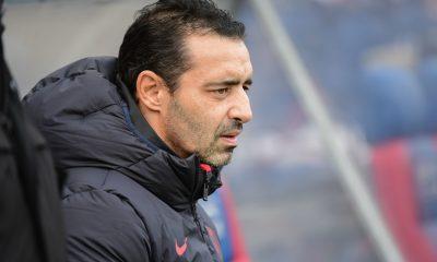 PSG/Guingamp - Echouafni satisfait par la victoire, même s'il aurait aimé une meilleure 1ere mi-temps