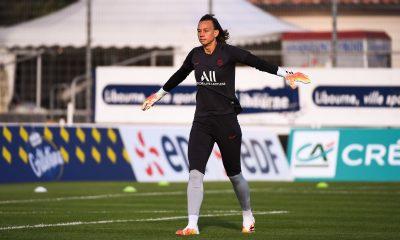 Endler seule Parisienne nominée pour l'élection de la meilleure joueuse par poste de l'UWCL