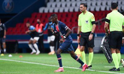"""Fadiga affiche sa """"fierté"""" et son """"immense joie"""" après son premier match au PSG"""