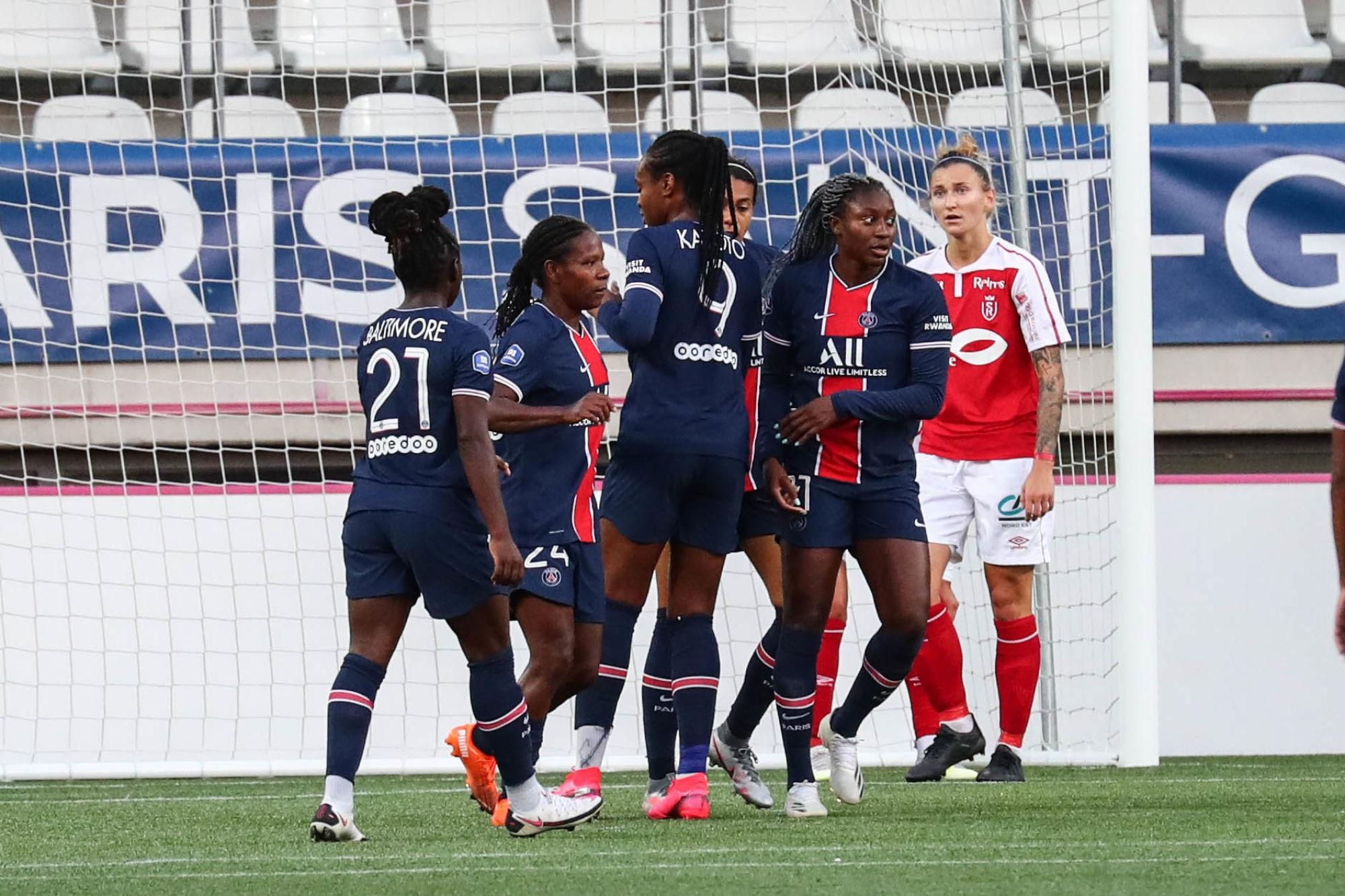 Le PSG s'impose joliment face à Reims !