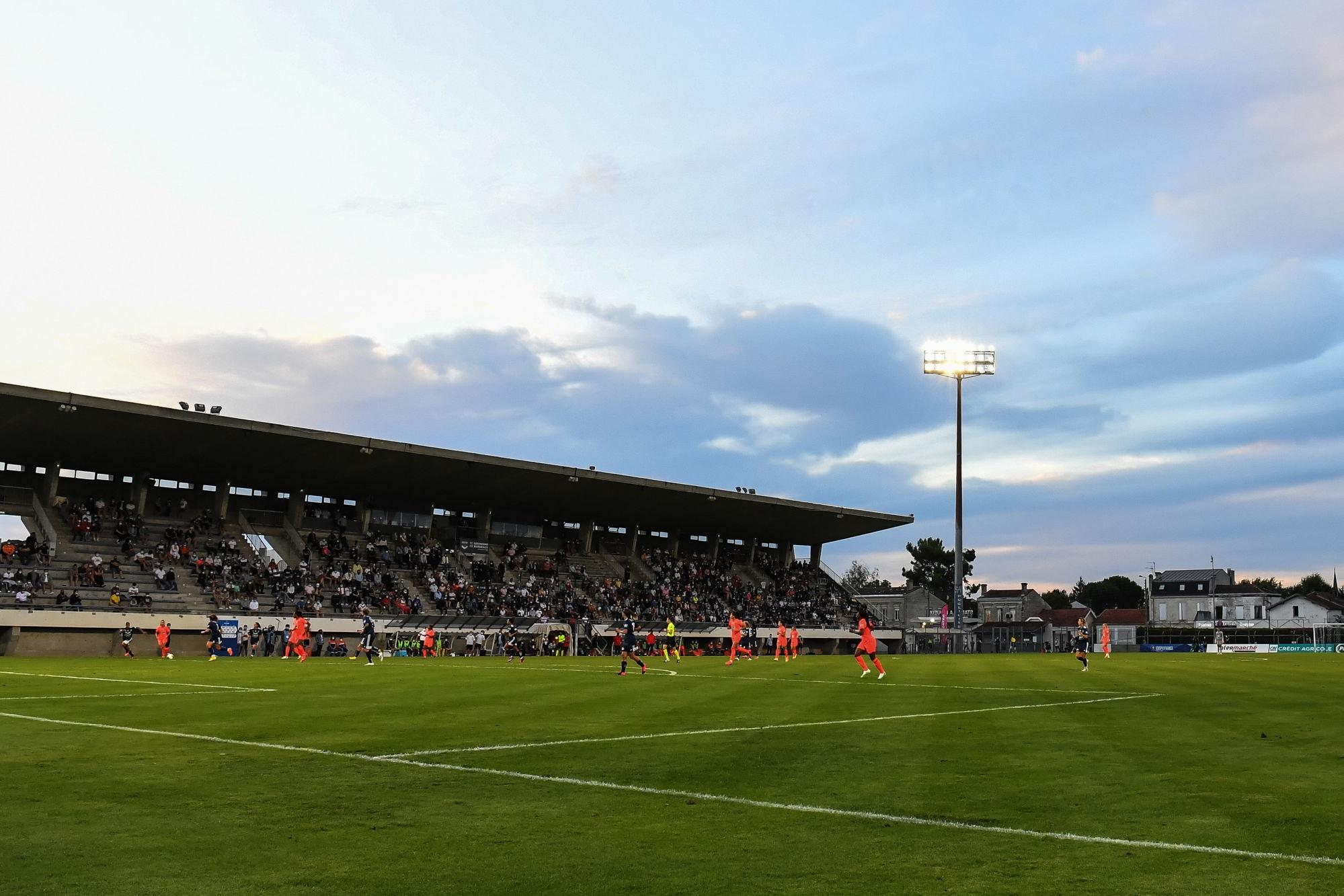 Bordeaux/PSG - Les Parisiennes concèdent le match nul