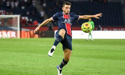 PSG/OM - Florenzi élu meilleur joueur côté parisien par les supporters