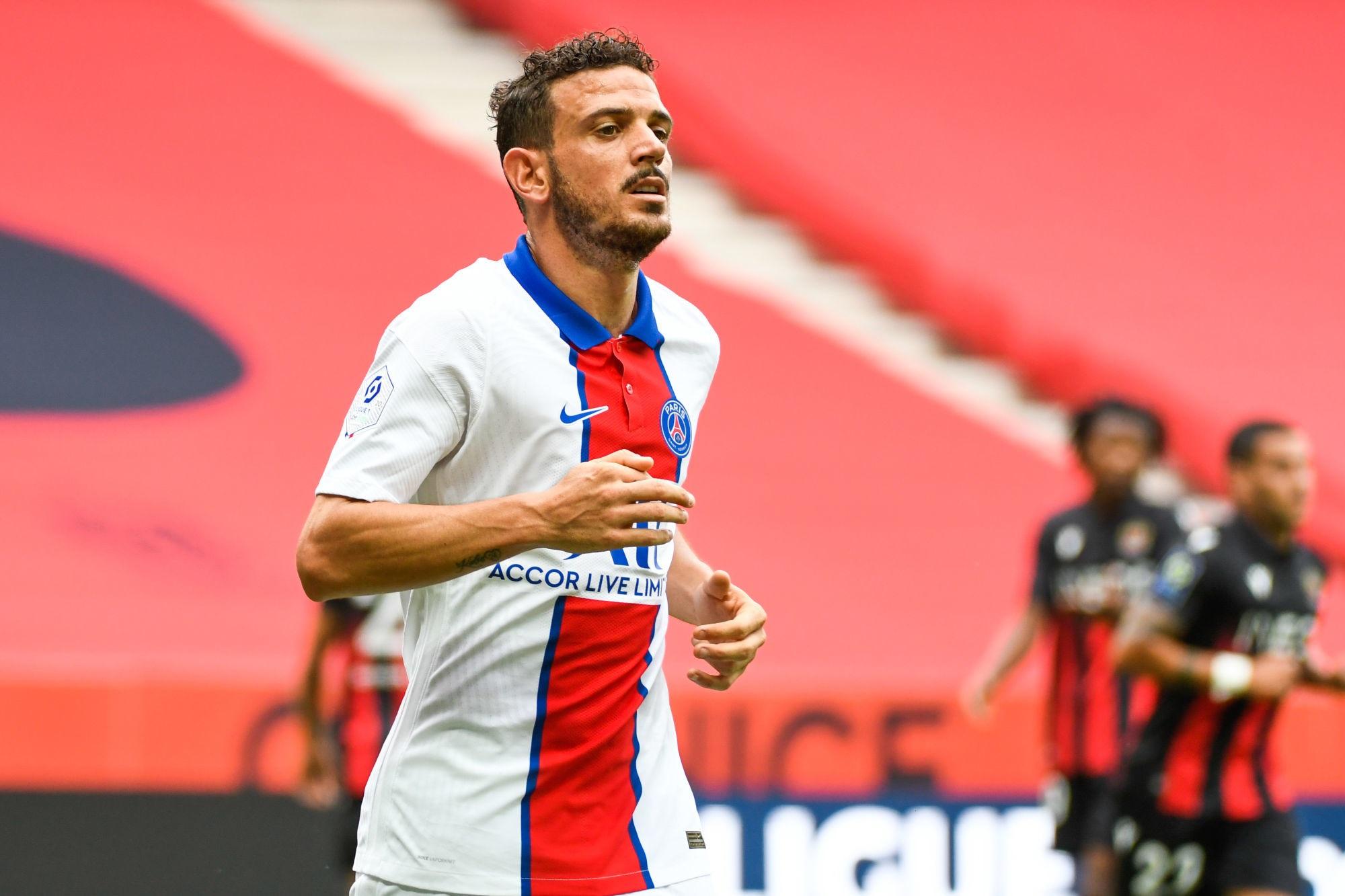 """Nice/PSG - Florenzi souligne la montée en puissance et assure """"Je me sens vraiment bien à Paris"""""""