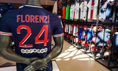 Florenzi explique pourquoi il a choisi le numéro 24 au PSG