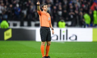 Bordeaux/PSG - Schneider arbitre du match, attention aux jaunes et penaltys
