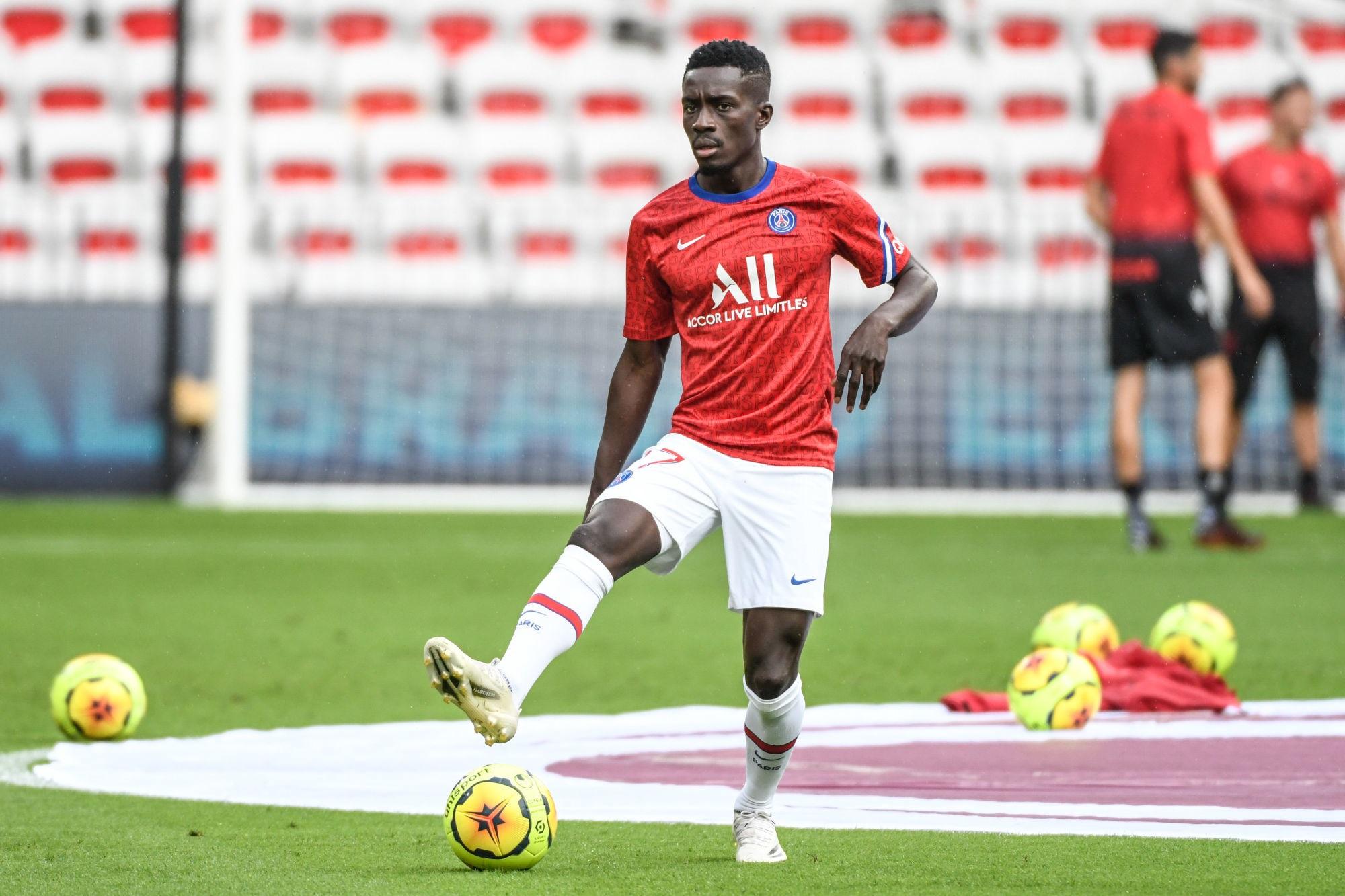 Joyeux anniversaire Idrissa Gueye !