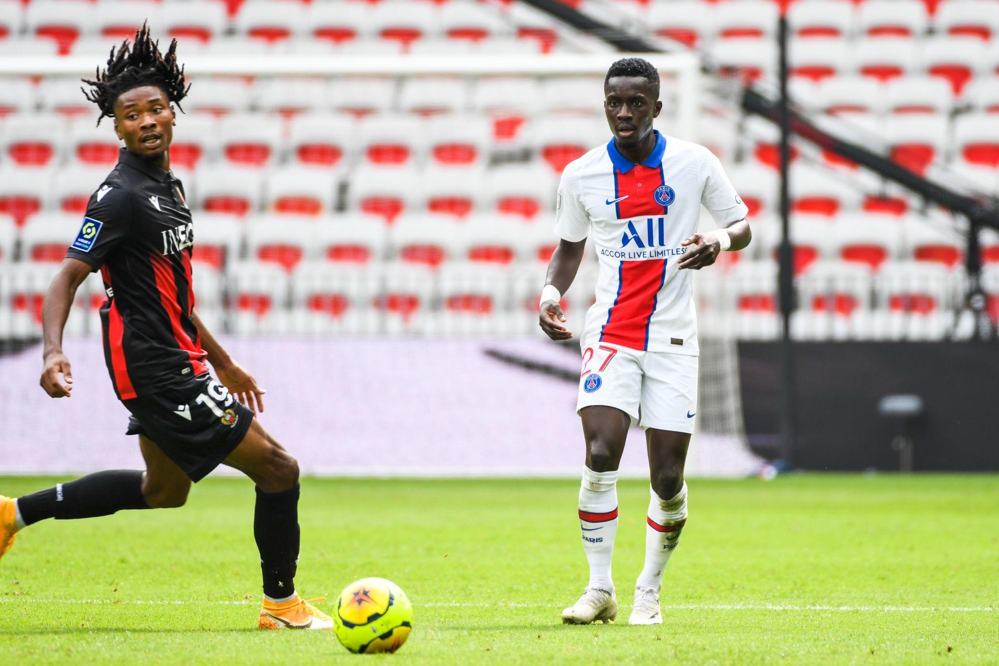 Reims/PSG - Gueye souffre d'une entorse et est incertain, indique L'Equipe