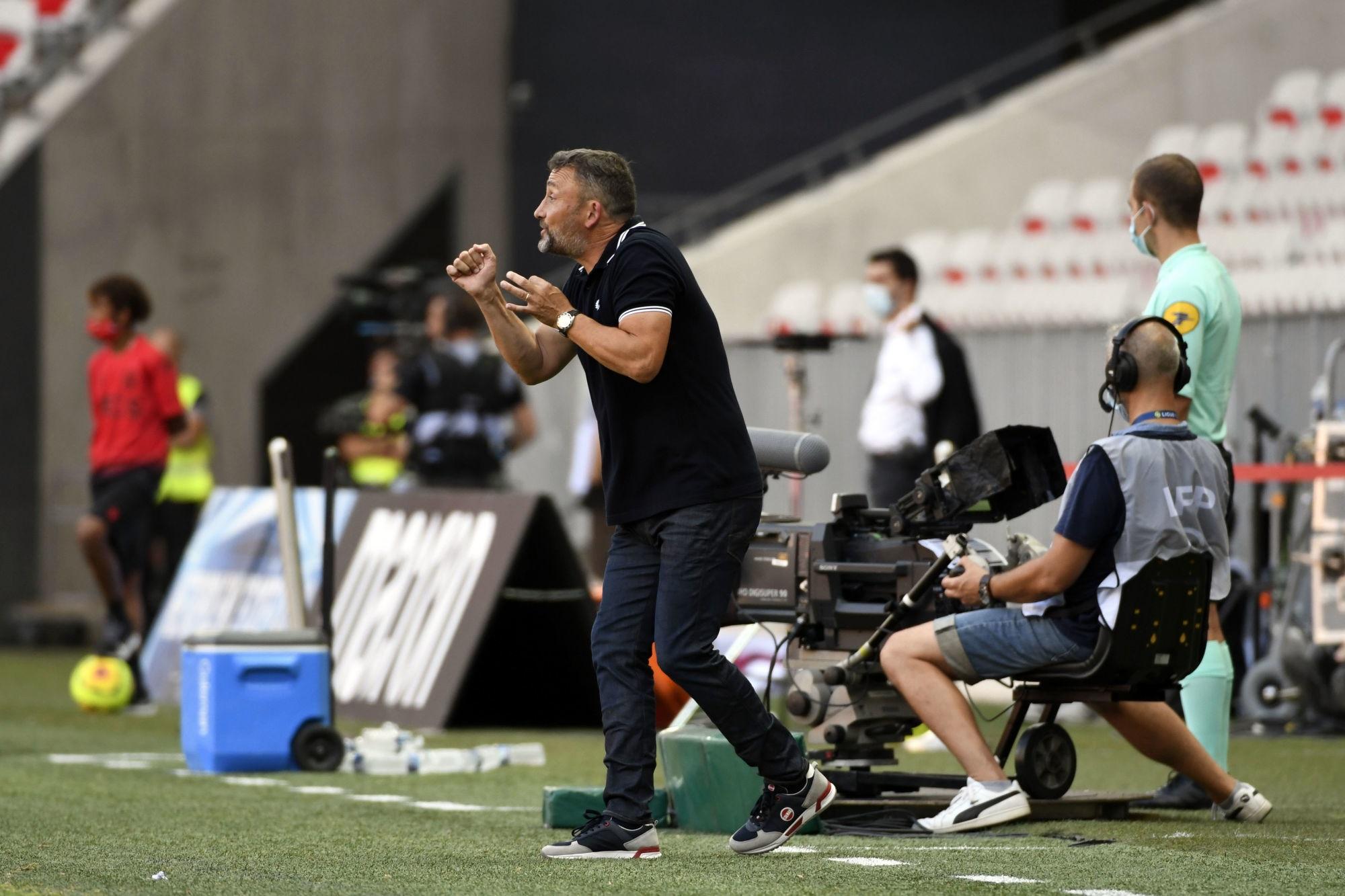 """Lens/PSG - Haise assure qu'il a """"refusé de reporter dans un premier temps"""""""