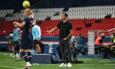 """Hognon fustige ces joueurs """"prendre un but à 9 contre 11, PSG ou pas, on n'a pas le droit"""""""