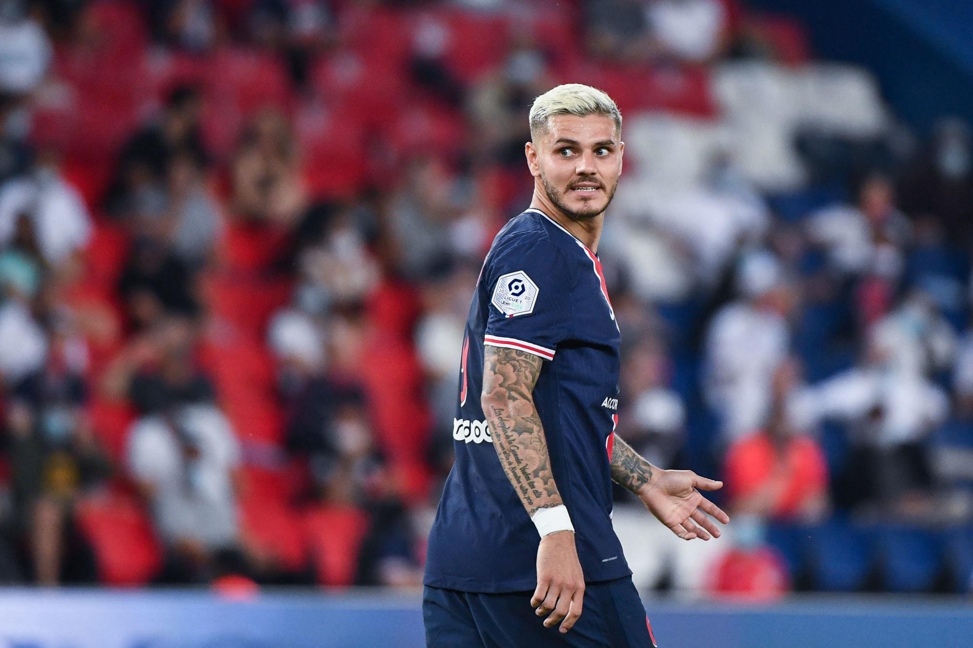 PSG/Metz - Jallet est satisfait de la performance d'Icardi