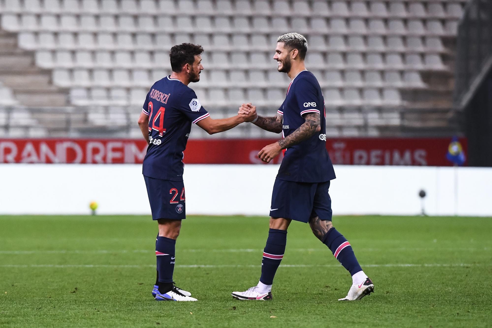 Dijon/PSG - Icardi et Florenzi absents de l'entraînement ce vendredi, Di Maria présent