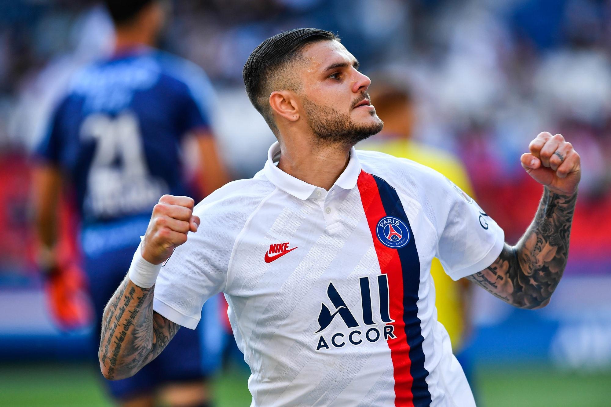 PSG/Metz - L'équipe parisienne selon la presse : Icardi, Marquinhos et Draxler titulaires