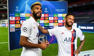 """Choupo-Moting voulait un contrat de """"minimum deux saisons supplémentaires"""" au PSG, indique L'Équipe"""