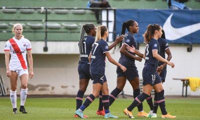 PSG/Guingamp - Les Parisiennes commencent la saison avec une belle victoire
