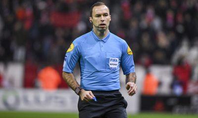 PSG/Lens - Brisard arbitre du match, attention aux cartons rouges et penaltys
