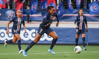 4 joueuses du PSG dans le groupe des 23 meilleures de la Ligue des Champions Féminine choisi par l'UEFA