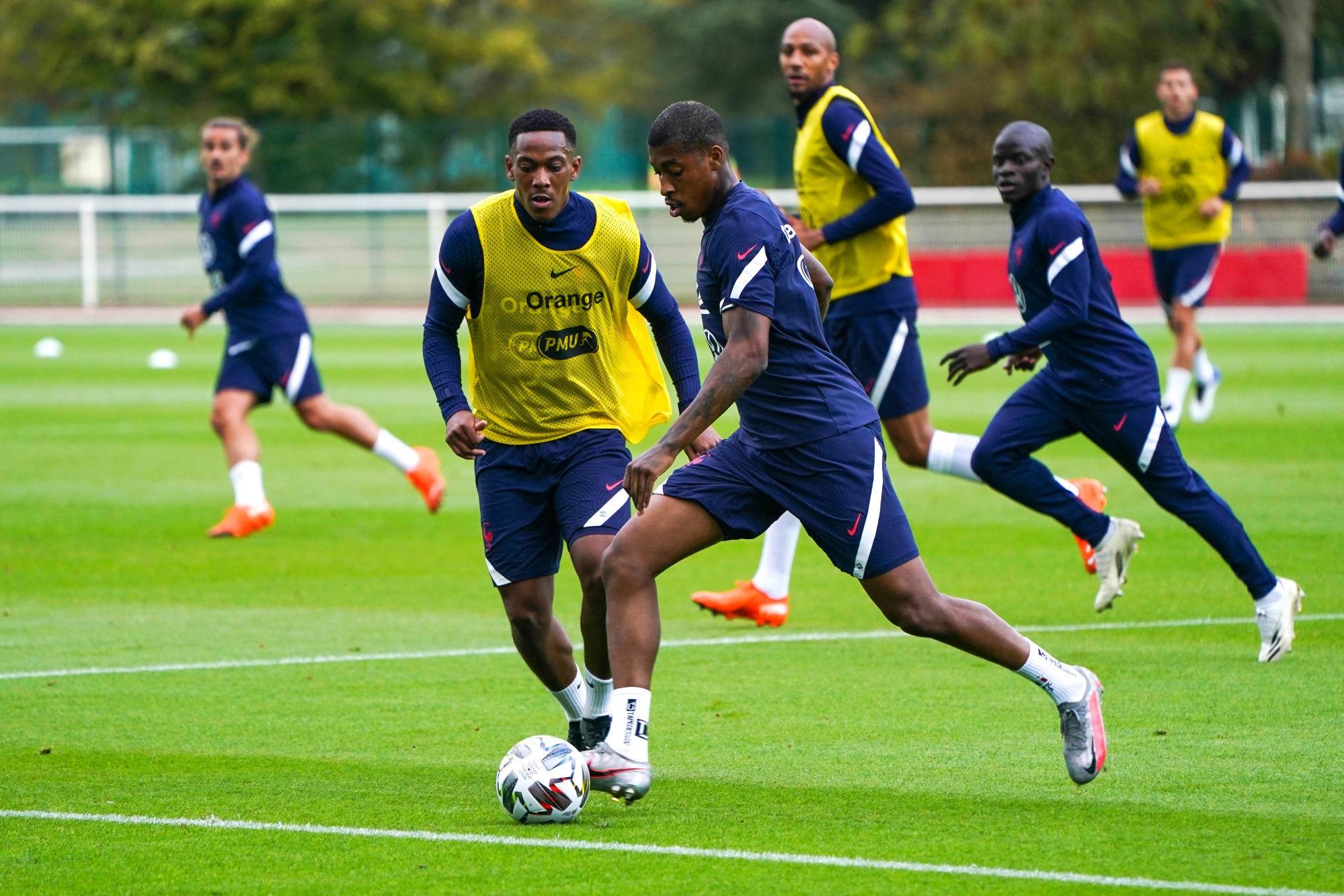 Kimpembe évoque son statut en Equipe de France, sa progression et le match contre la Croatie