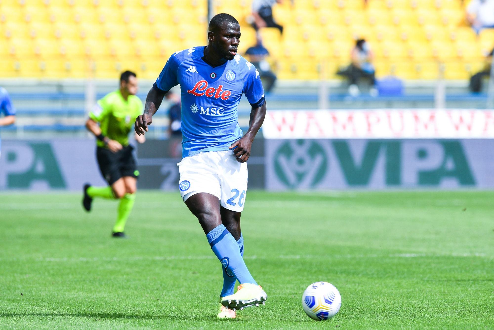 Mercato - Le Parisien refroidit la rumeur d'un transfert de Koulibaly au PSG
