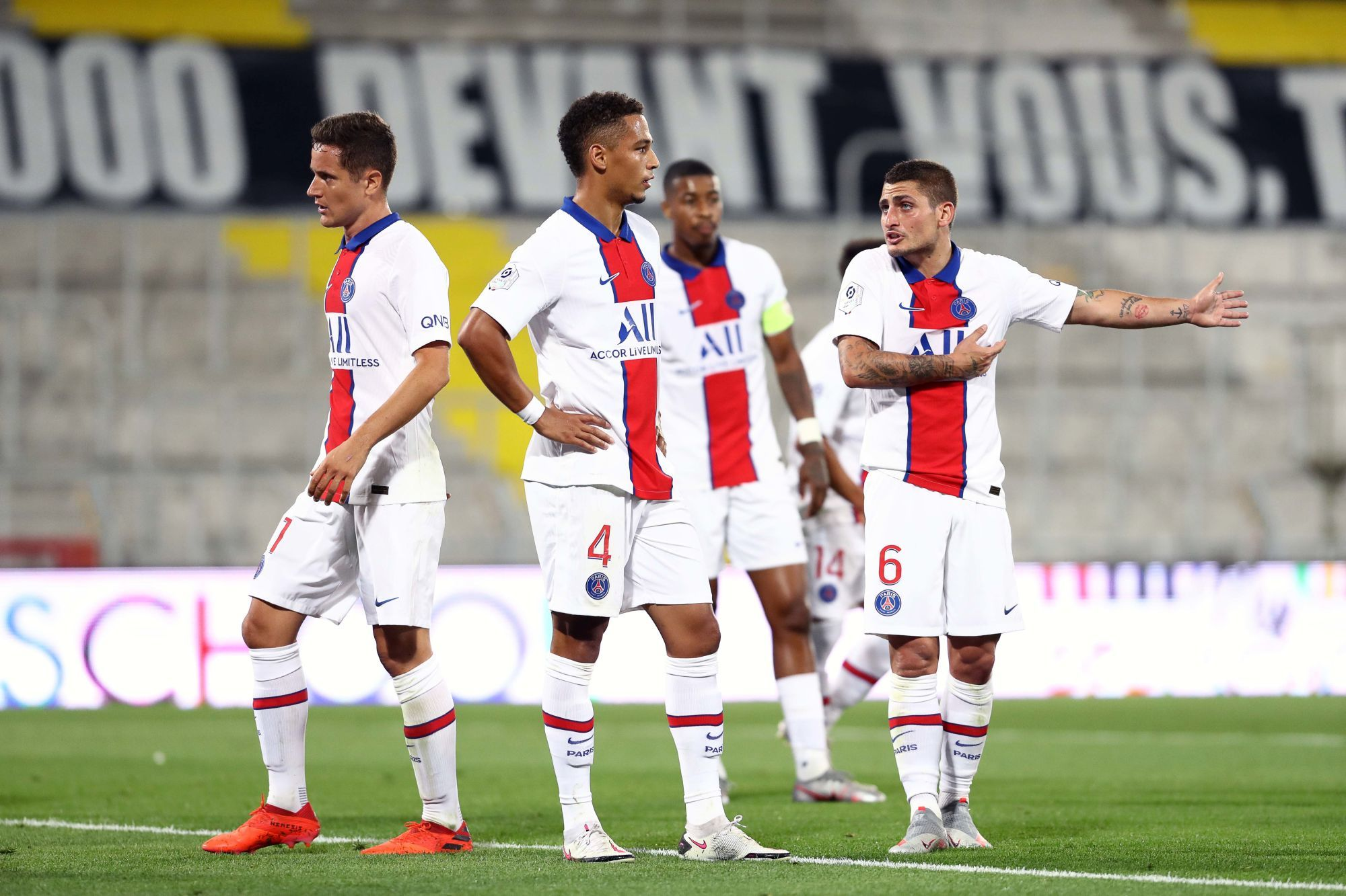Les images du PSG ce jeudi: La saison démarre enfin, mais avec une défaite !