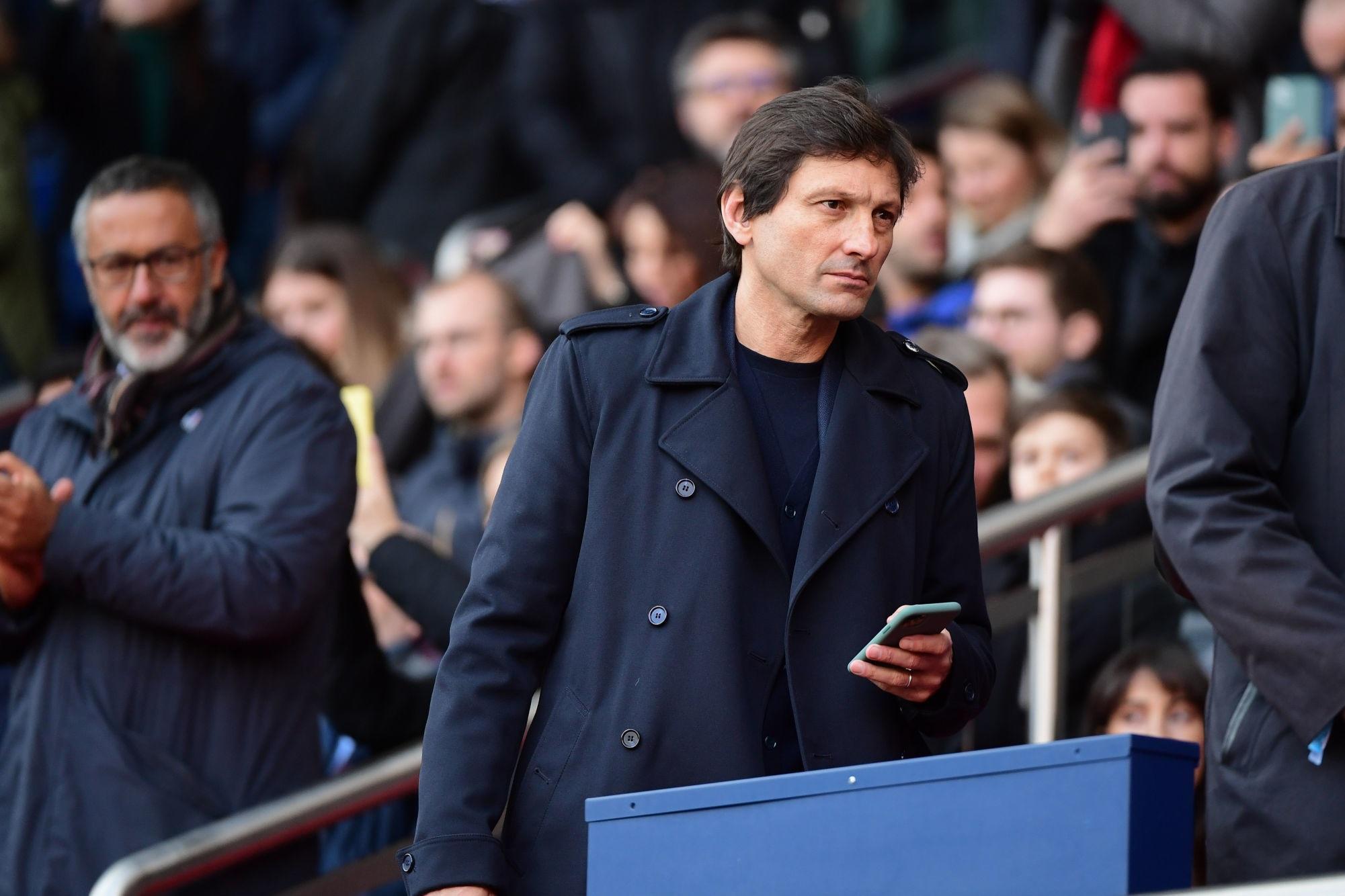 Leonardo a parlé aux joueurs après la défaite contre l'OM et appelé à l'union, selon RMC Sport