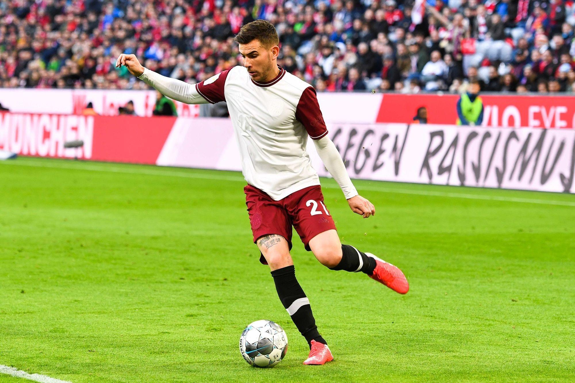 Mercato - Lucas Hernandez veut quitter le Bayern Munich pour rejoindre le PSG, selon la Cadena Ser
