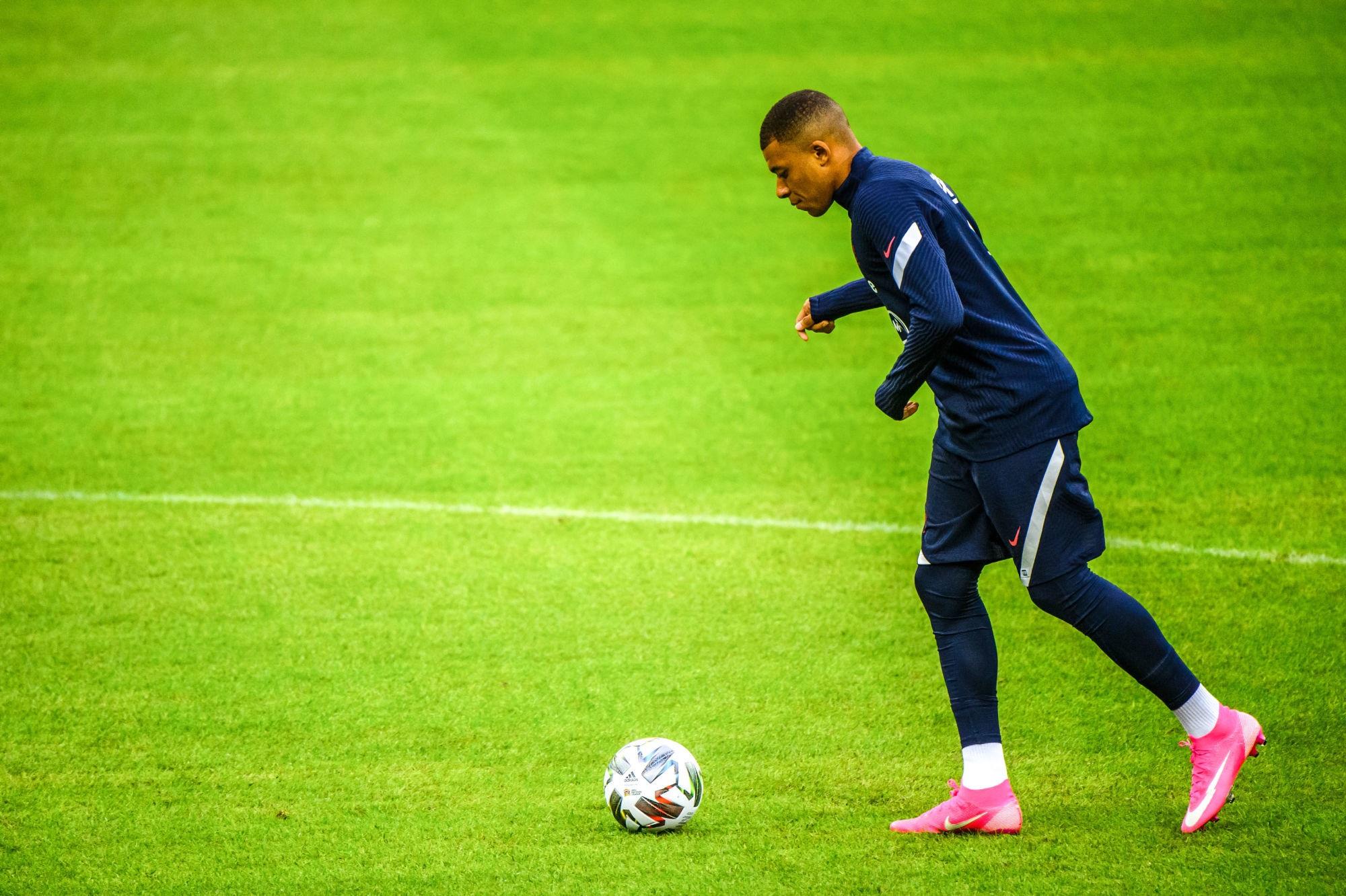 France/Croatie - L'équipe des Bleus d'après L'Equipe, incertitude autour de Mbappé