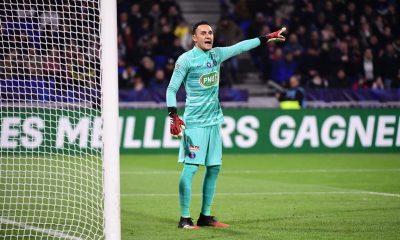 """Douchez souligne l'apport de Keylor Navas au PSG """"Il m'a impressionné"""""""
