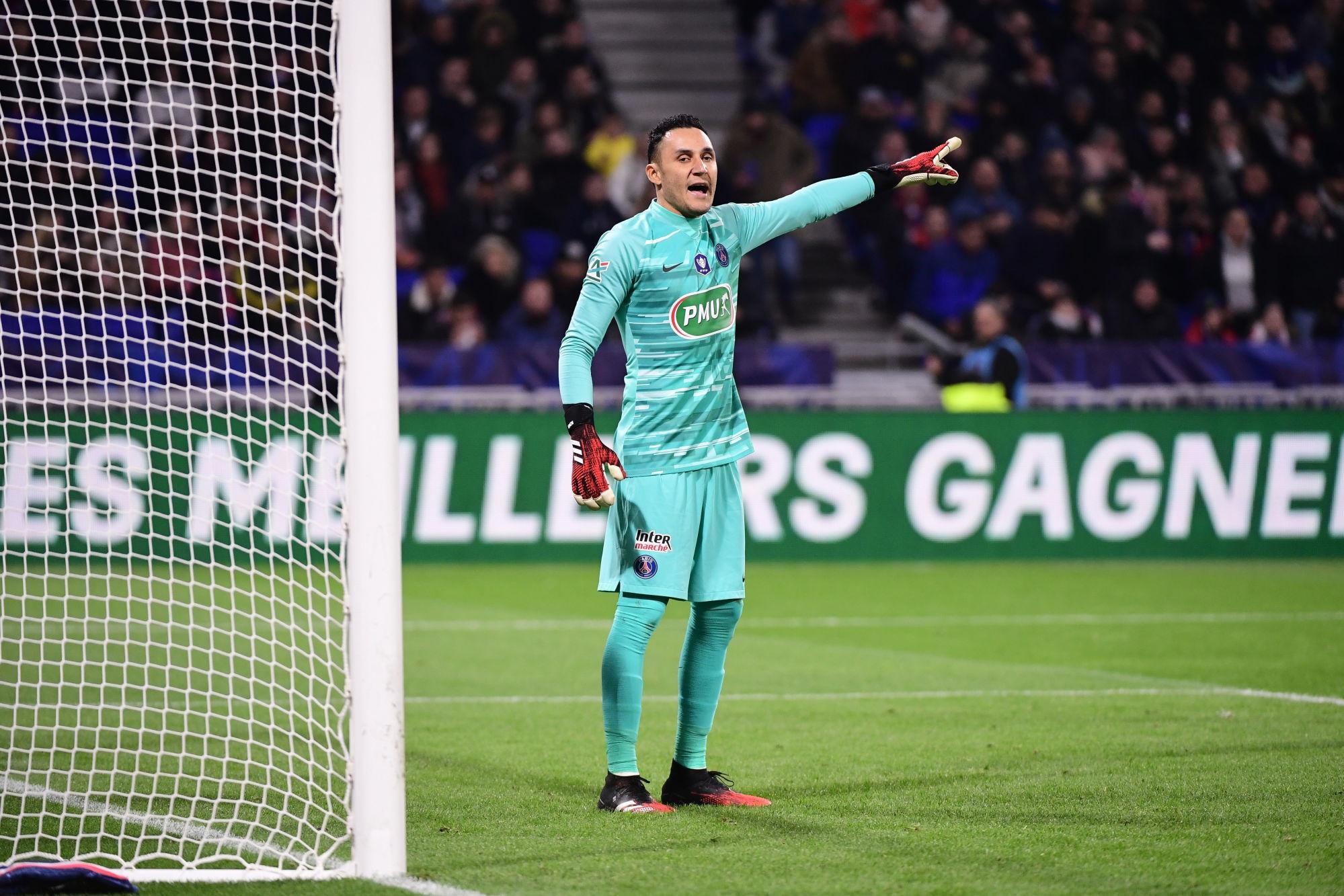 PSG/Metz - Verratti, Kehrer et Jesé absents de l'entraînement, Navas présent