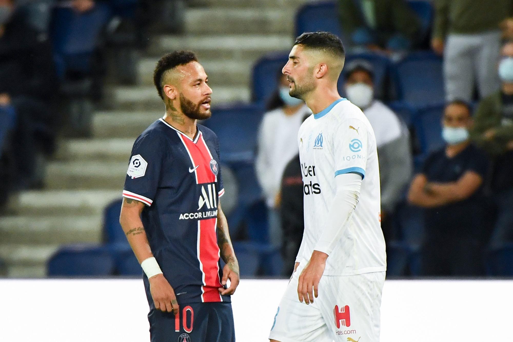 PSG/OM - Neymar accusé de propos homophobes à l'encontre d'Alvaro Gonzalez