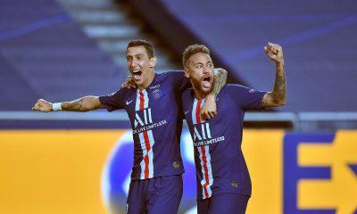 PSG/OM - Paris pourrait récupérer Di Maria, Paredes, Neymar et un 4e joueur, selon RMC Sport