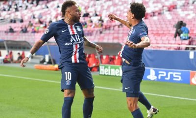 Neymar élu joueur du PSG du mois d'août par les supporters parisiens