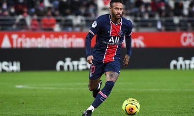 Reims/PSG - Neymar élu meilleur joueur parisien par les supporters