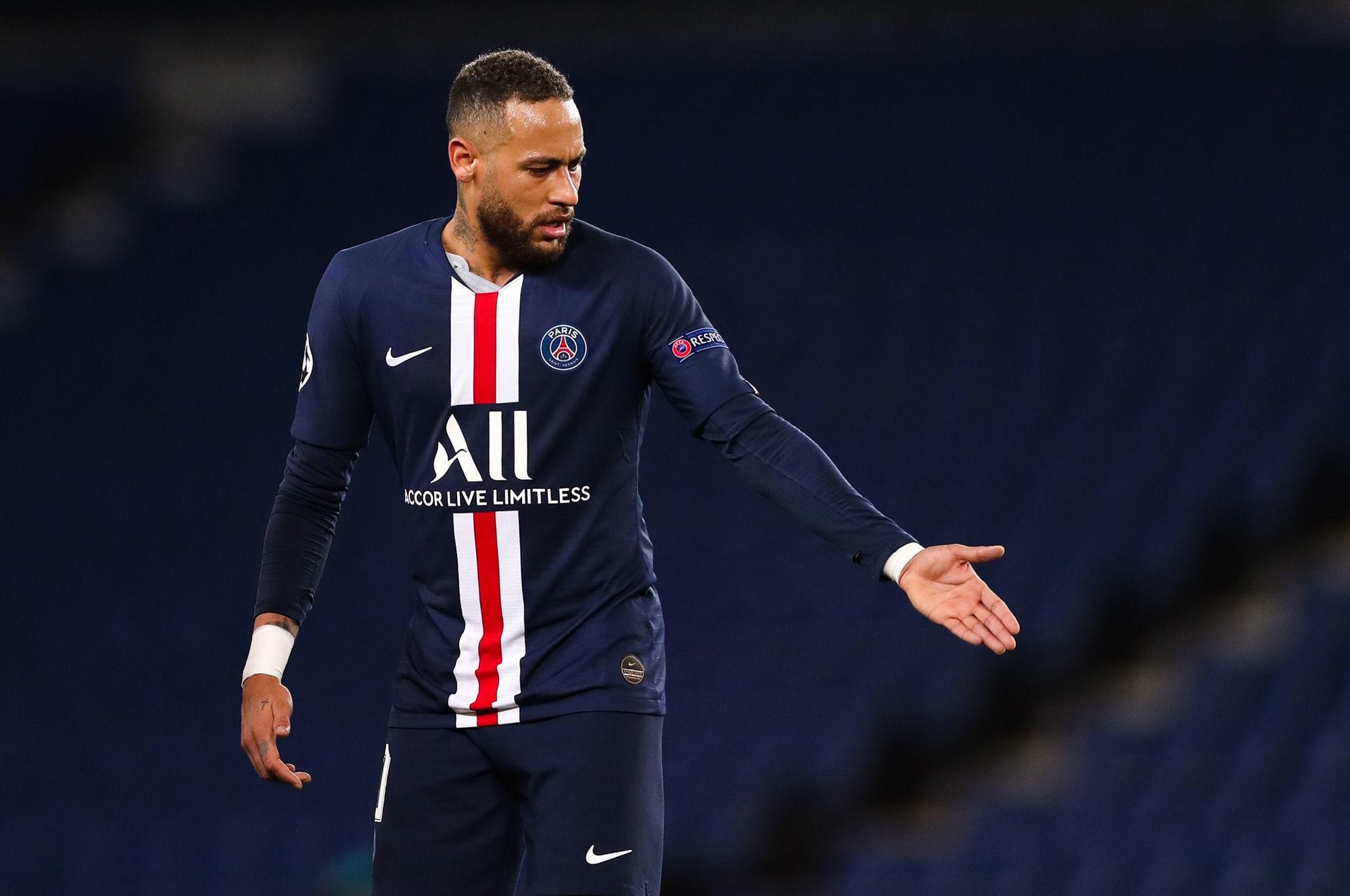 Neymar parmi les 3 joueurs du PSG positifs au coronavirus, selon L'Équipe
