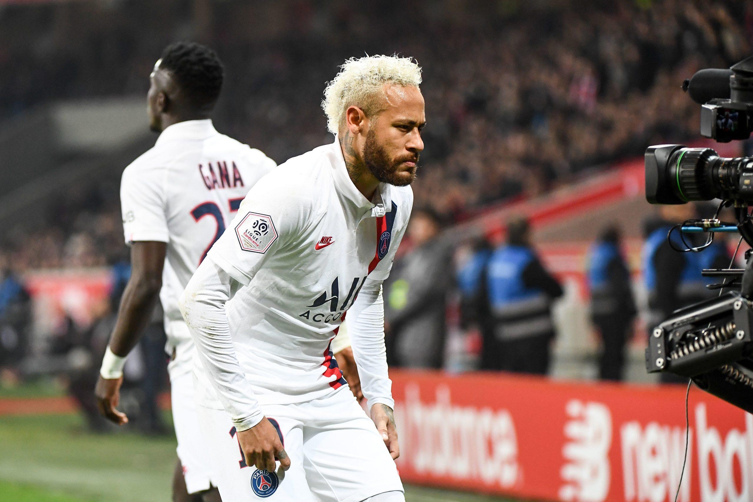 """Mercato - UOL Esporte évoque un """"plan"""" de l'entourage de Neymar pour être libre en 2022"""