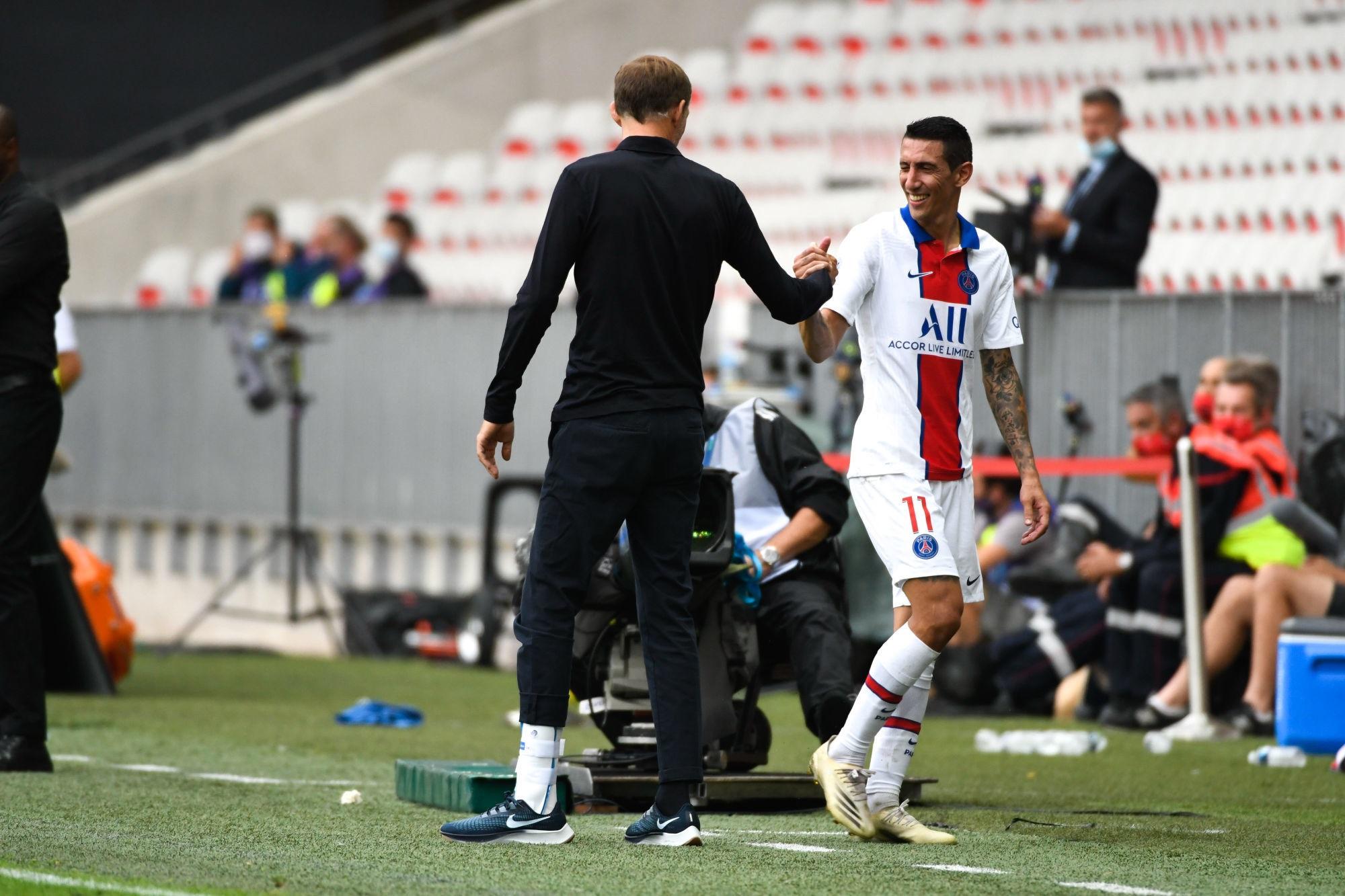"""Nice/PSG - Tuchel savoure """"une belle victoire, qui récompense un bon effort de toute l'équipe."""""""