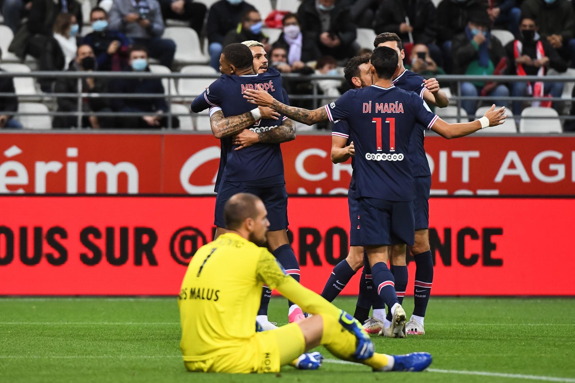 Résumé Reims/PSG (0-2) - La vidéo des buts et temps forts du match