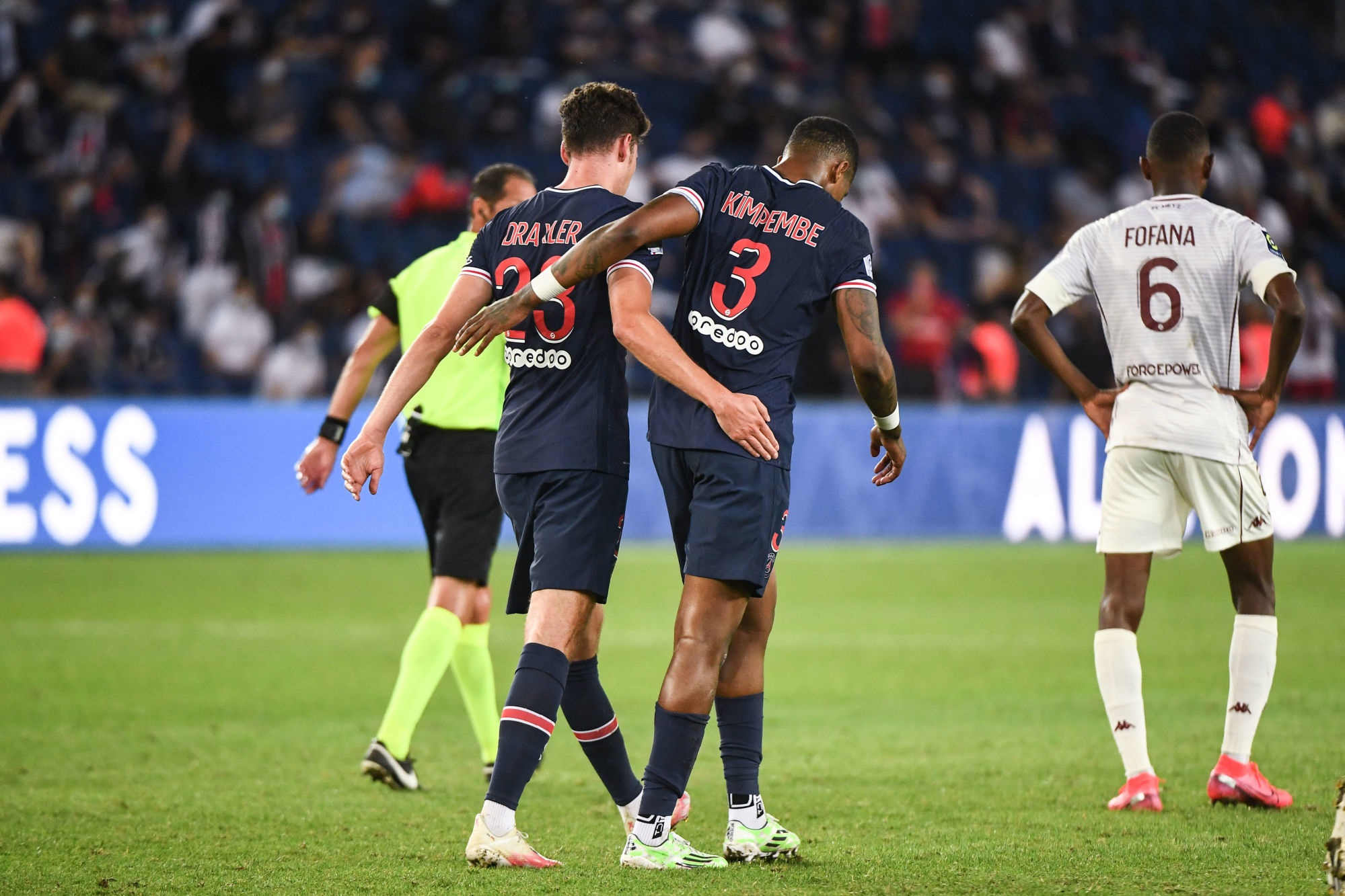Que retenez-vous de la victoire du PSG contre Metz ?