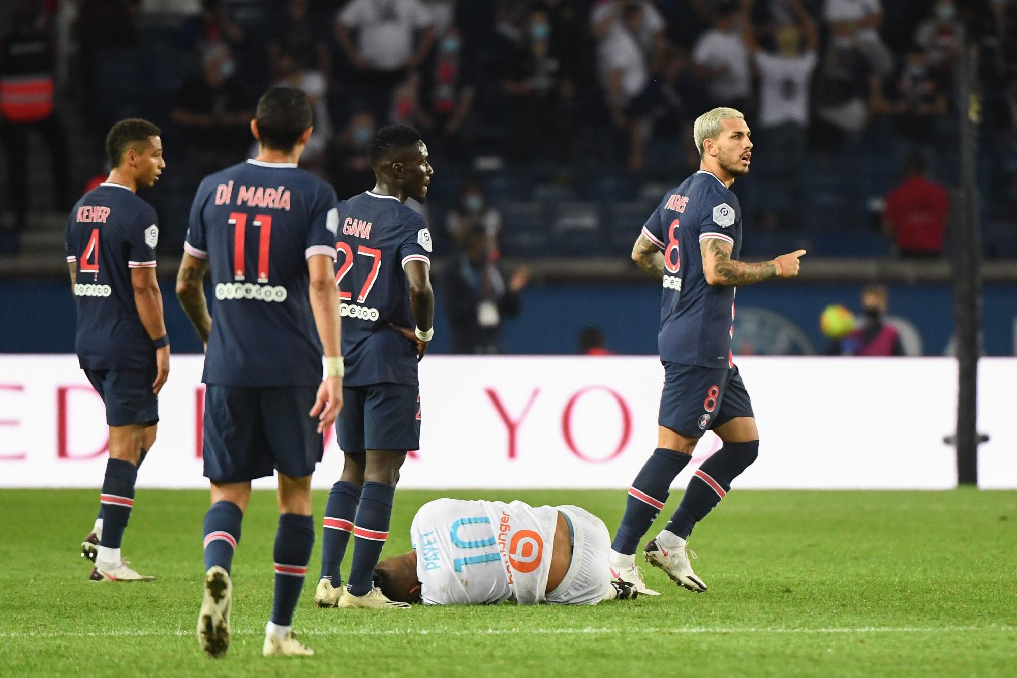Ligue 1 - Aucun joueur du PSG dans l'équipe-type de la 3e journée de L'Equipe
