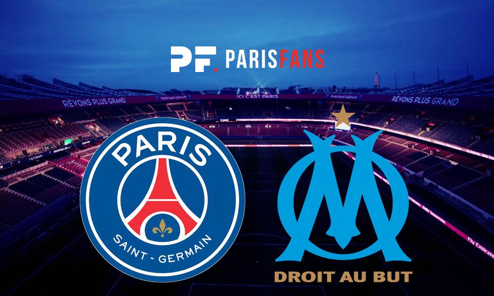 PSG/OM - Il y aura 3 600 places en vente ce mardi, annonce Le Parisien