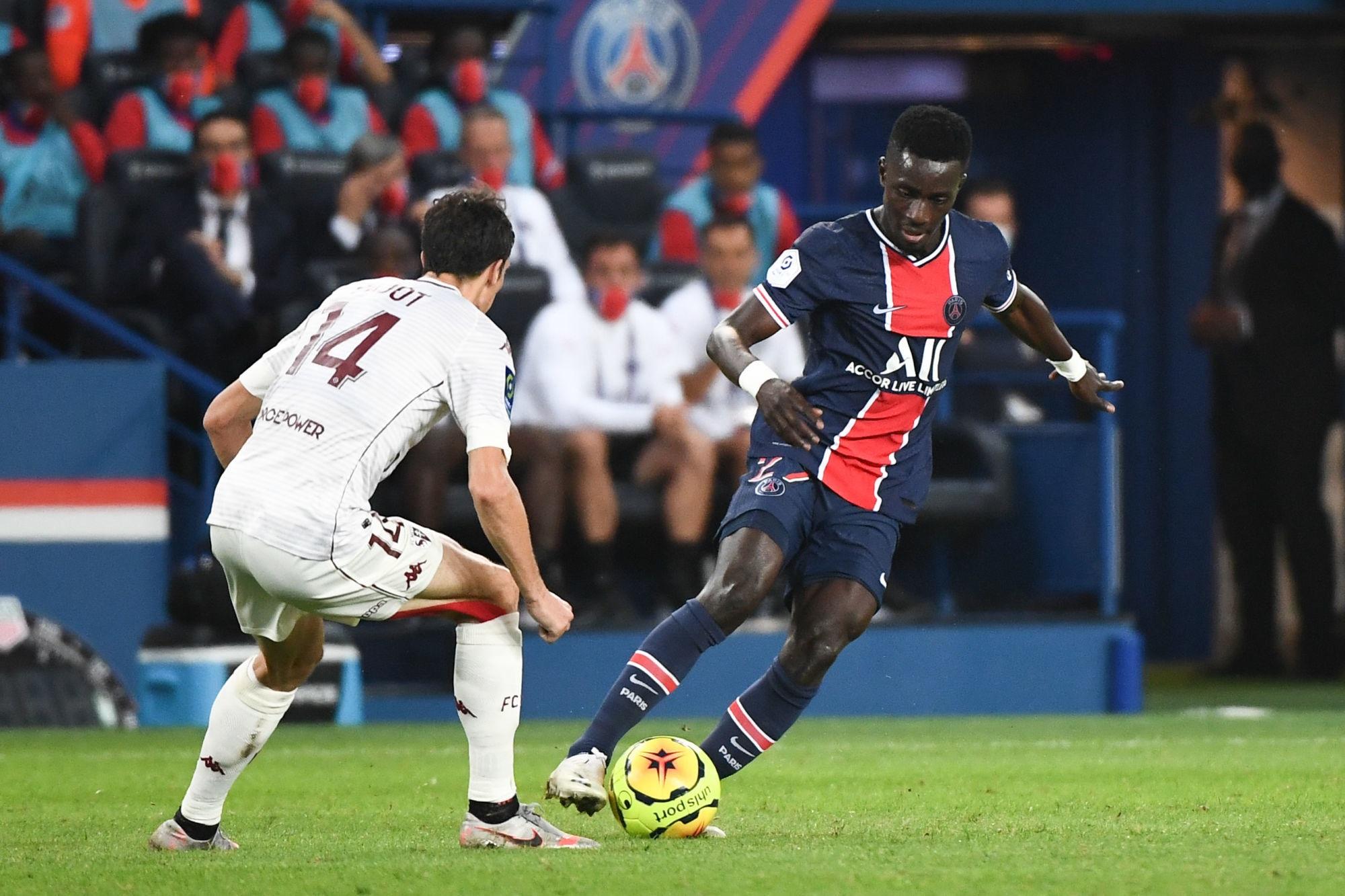 """PSG/Metz - Pajot ne cache pas sa déception """"il y avait de la place"""""""