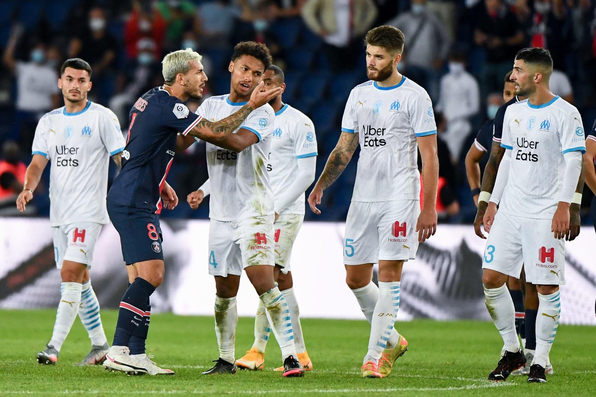 """Paredes confie que """"Ce qu'il s'est passé contre Marseille m'a fait un déclic, je dois changer"""""""