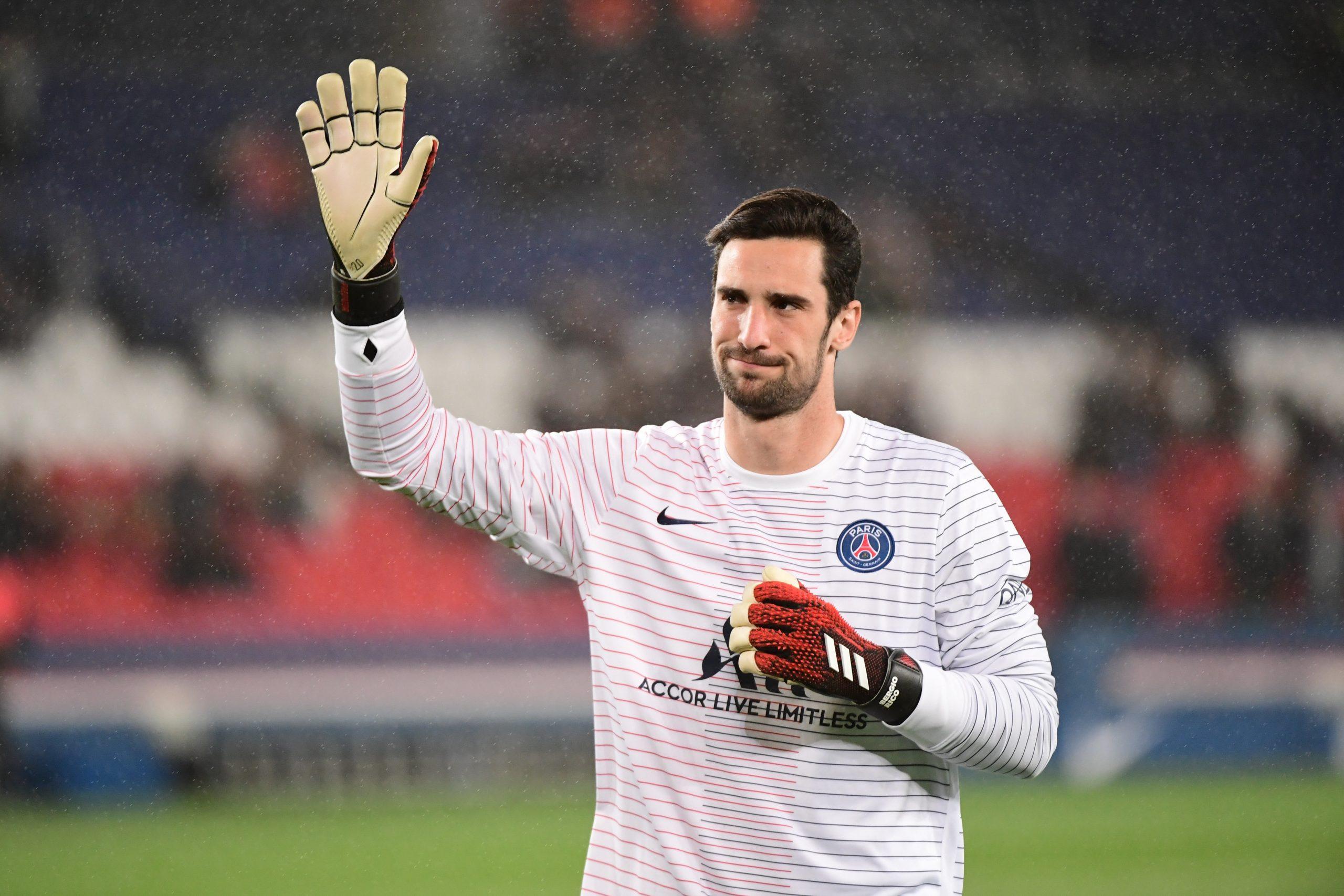 Lens/PSG - Sergio Rico ne pourra pas jouer avec Paris, rappelle L'Equipe