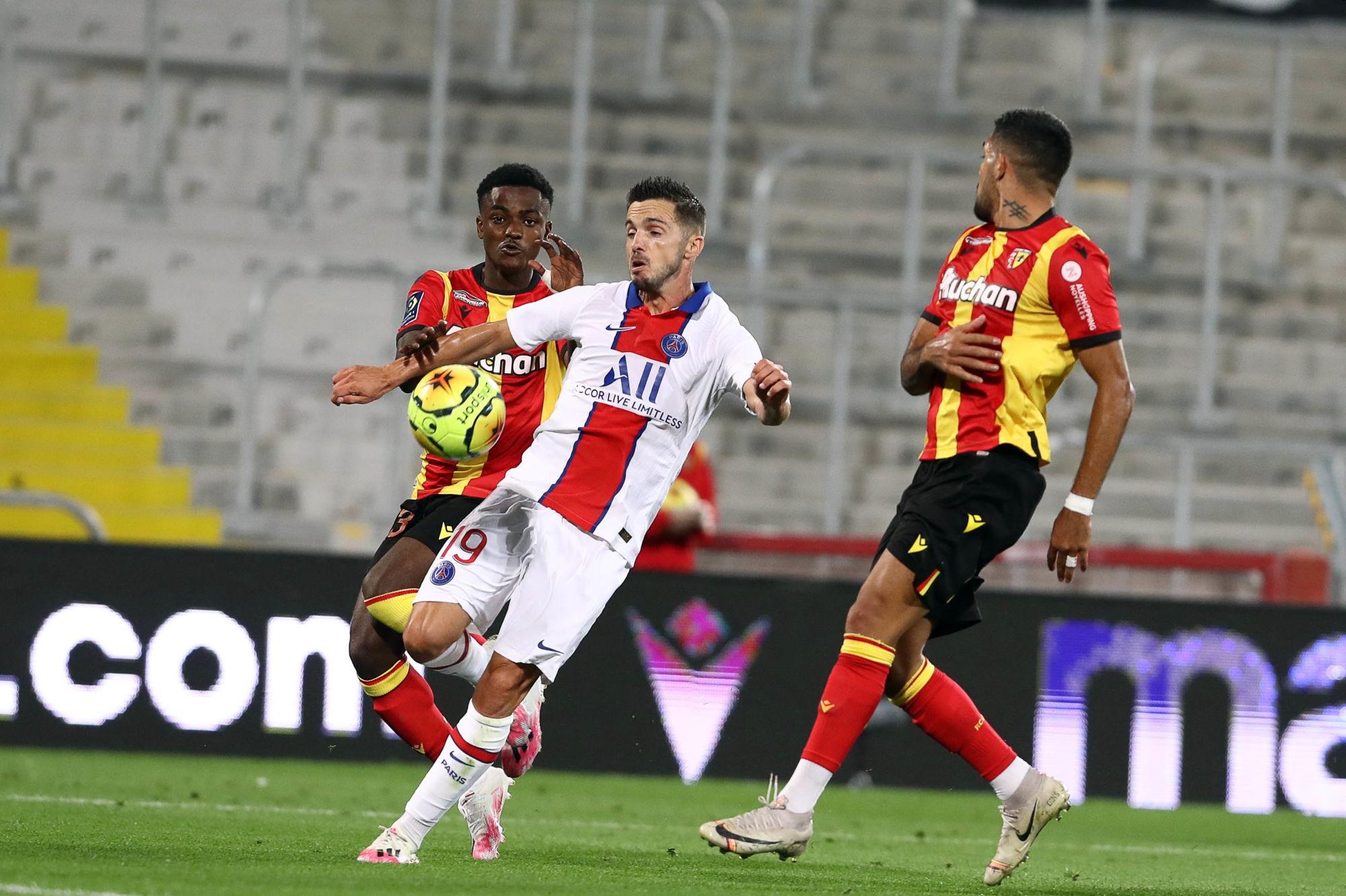 """Lens/PSG - Sarabia """"Il manque des joueurs, mais il n'y a pas d'excuse"""""""