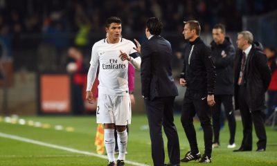 Thiago Silva fustige Unai Emery et ses choix incompréhensibles