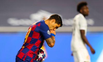Mercato - Suarez se serait mis d'accord avec la Juventus malgré un intérêt pour le PSG