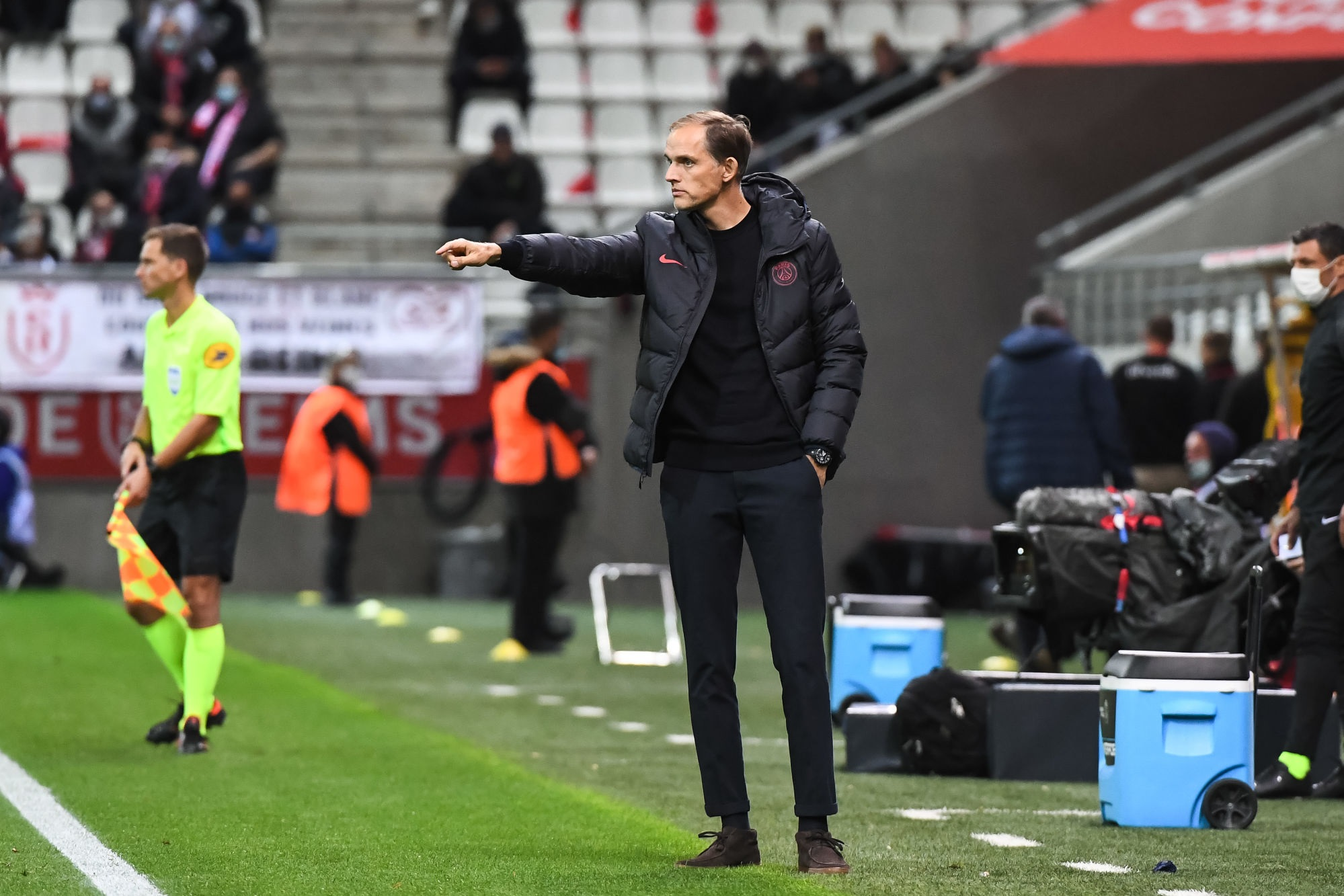 """Reims/PSG - Tuchel souligne les bons et mauvais points """"la seconde mi-temps était médiocre"""""""