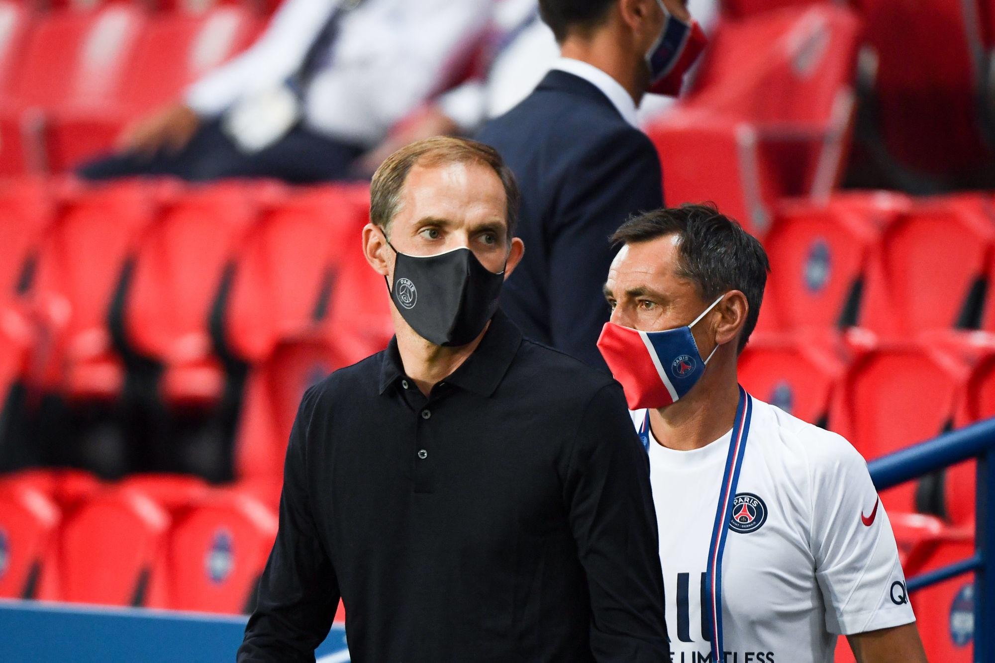 """PSG/Metz - Tuchel est très satisfait """"C'est une victoire méritée après un match fou."""""""