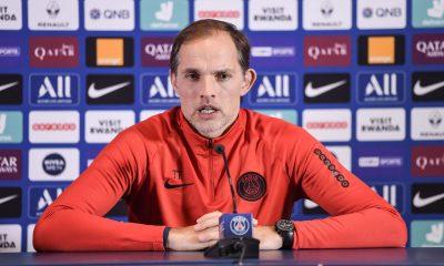 """Tuchel revient Lens/PSG, évoque les retours pour PSG/OM et """"espère"""" l'arrivée de Florenzi"""