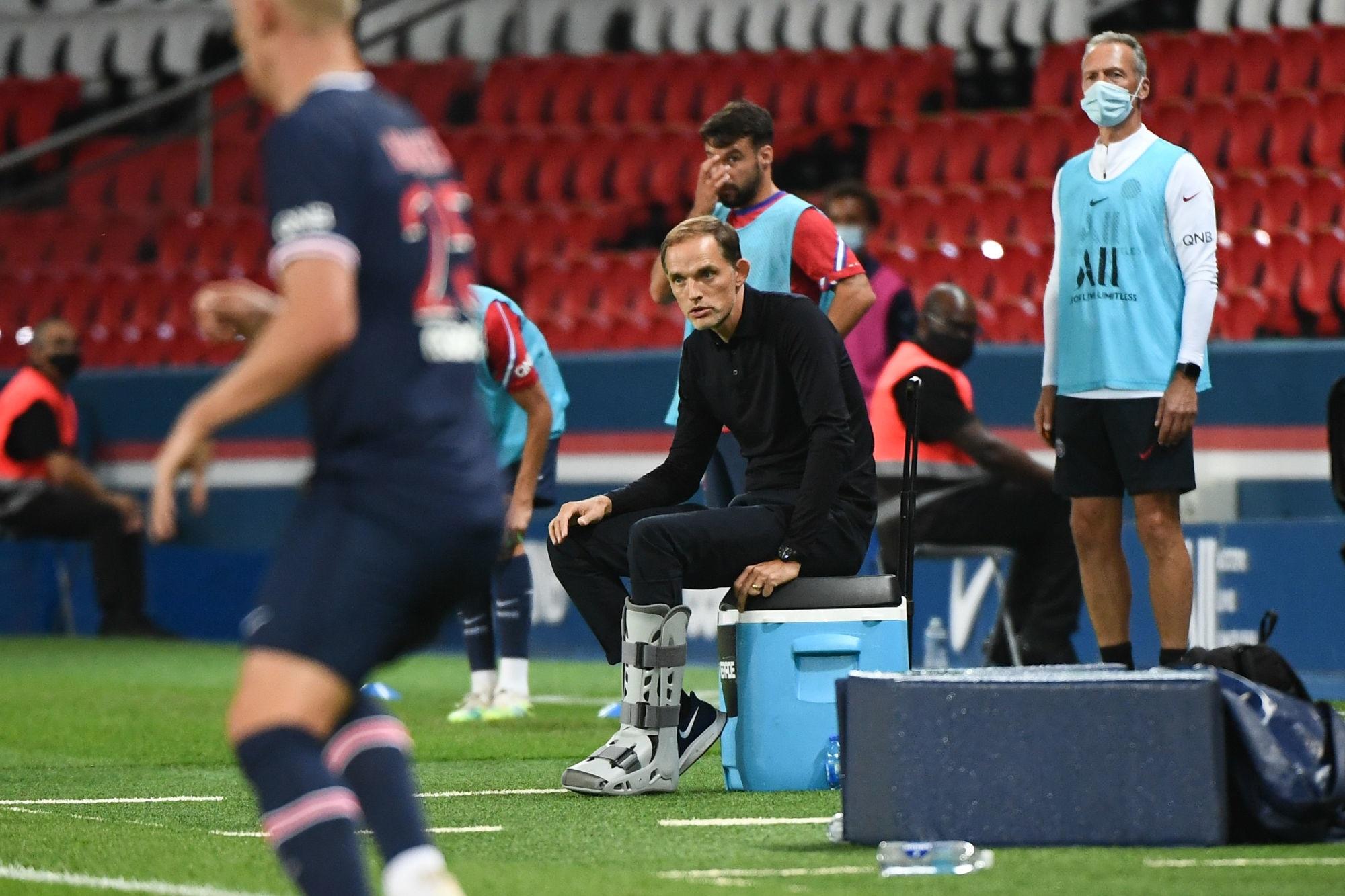 """PSG/Metz - Tuchel souligne la """"mentalité incroyable"""" de son équipe et son mérite"""